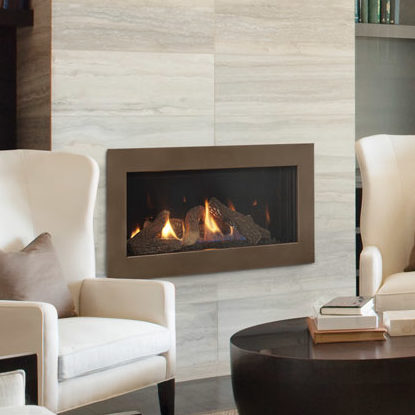 Cosmo 32 gas fireplace modern