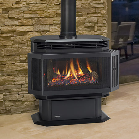 hudson bay gas traditional stove