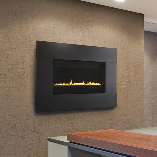 ion modern gas fireplace thumbnail