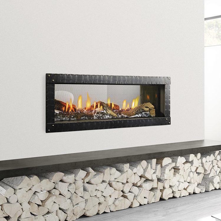 foyer au gaz mezzo par heat & glo