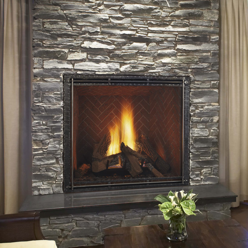 TRUE 42 gas traditional fireplace thumbnail