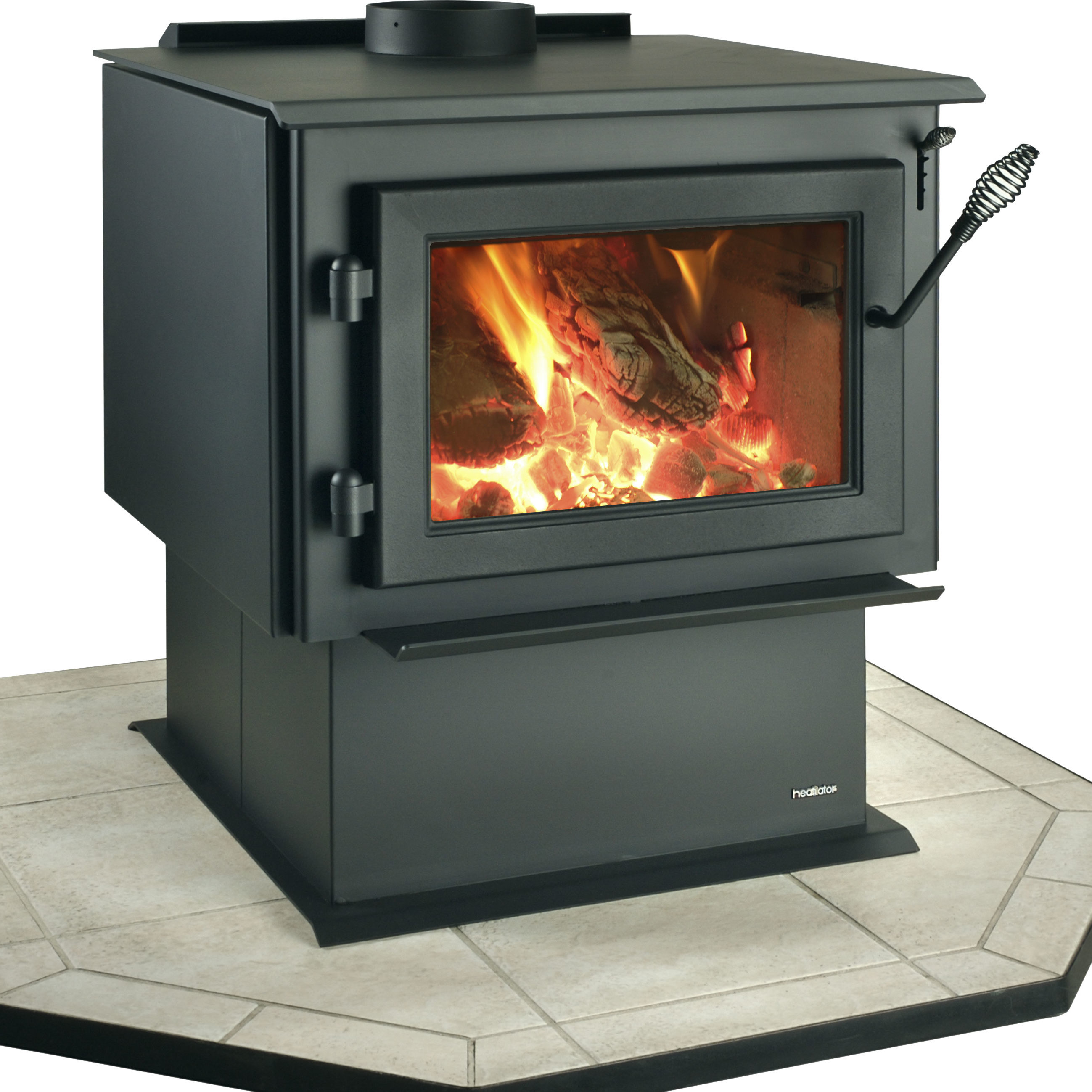 WS18 - traditional wood stove